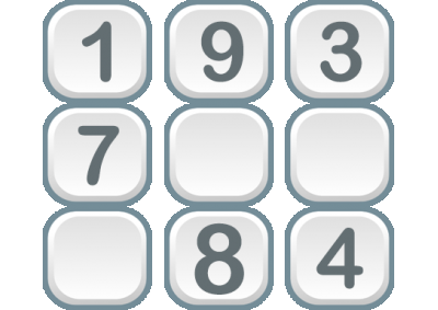 Sudoku Tutorial Grid Square Graphics